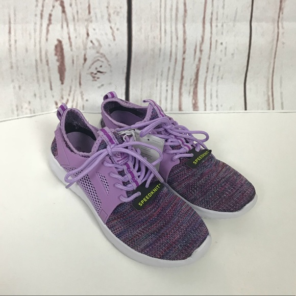 7092be17f08 NWT Girls C9 Champion Purple Speedknit Shoes